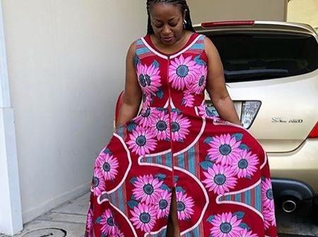Stylish and Elegant Ankara Outfits for Ladies