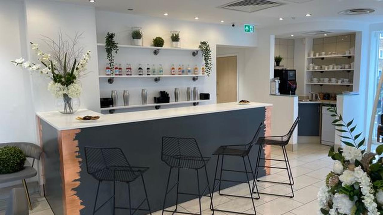 Chelmsford's first bar and beauty salon open