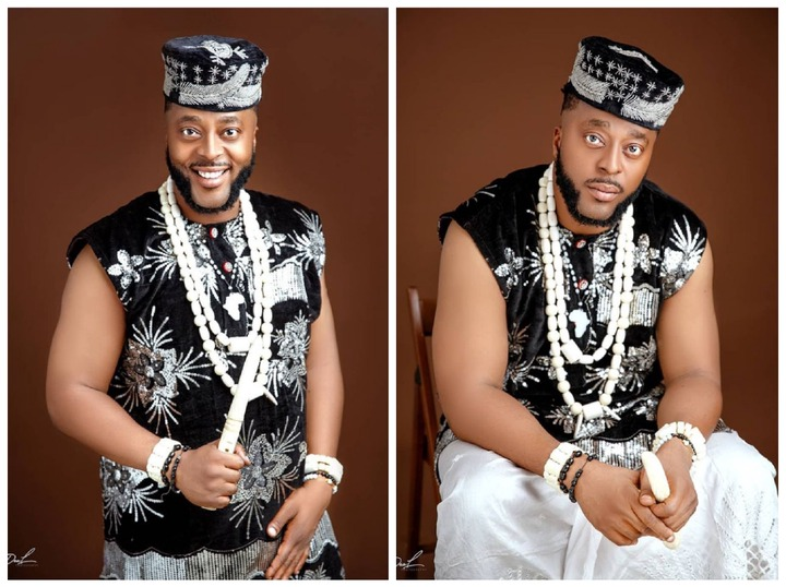 Igbo Amaka - Actor Benson Okonkwo says as he releases lovely new photos (See pictures) 10