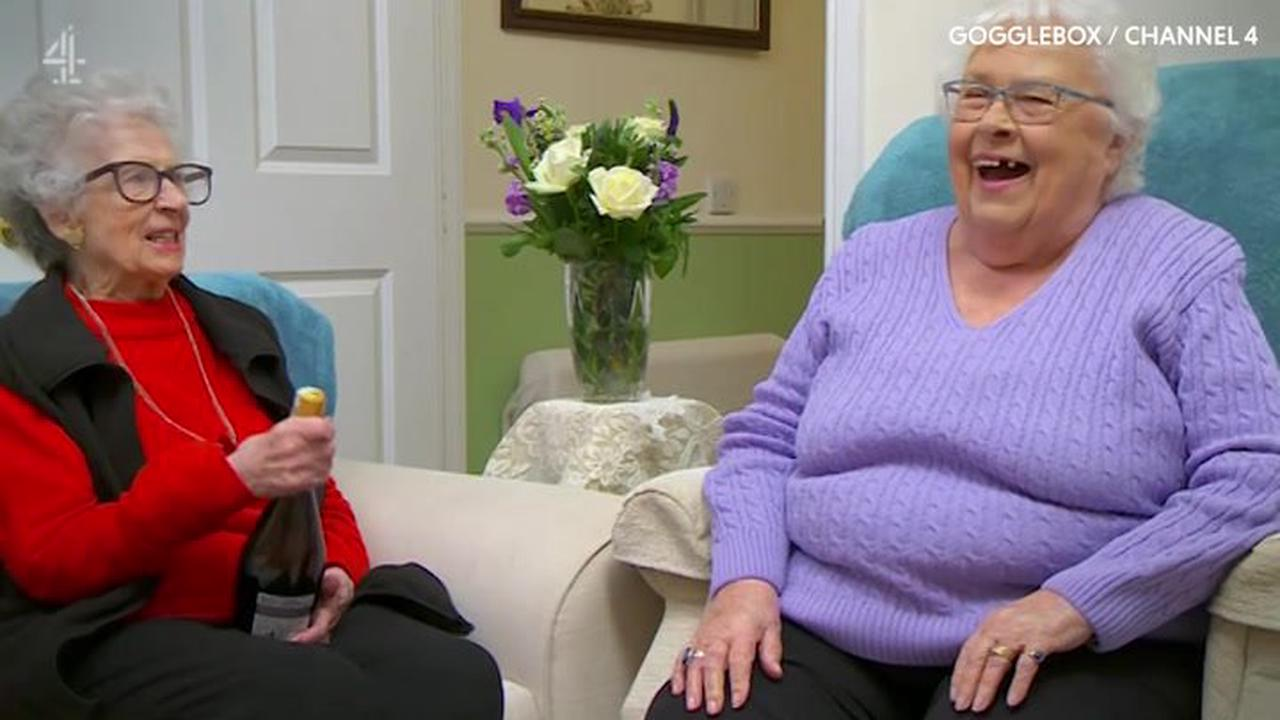 Gogglebox fans rally round Marina as she pays tribute to Mary