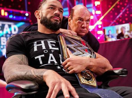 Some Nice Recent Photos Of Roman Reigns You Might Want To See
