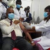 Vaccination contre le Covid 19: le ministre Patrick Achi donne le ton