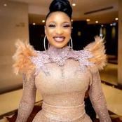 Tonto Dikeh Stuns Everybody With Her Beautiful Ways Of Dressing