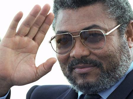 Information of ending Farewell of the tardy J.J Rawlings promptly Out- restraint it at this juncture