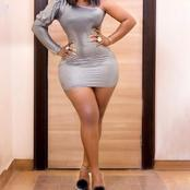 Destiny Etiko Is Really Curvy. Checkout Some Of Her Beautiful Pictures