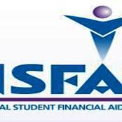 Status update of NSFAS 2021 New applications.
