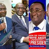 NPP presidential primaries ahead of the 2024 general election – check this out.
