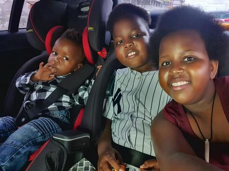 Embakasi West MP flaunts his  beautiful family on social media