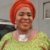 See How Veteran Actress Fausat Balogun Got Her Nickname 'MADAM SAJE'