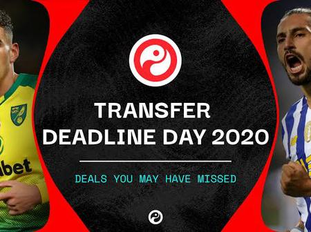 Transfers 2020: Deadline Day Done Deals Across Premier League