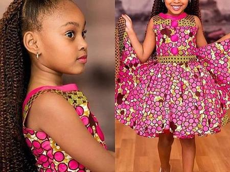 Sophisticated And Classy Ankara styles For Beautiful Kids