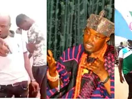 Oduduwa Nation Agitators In Ilorin Warns Oluwo Of Iwo As They Reveal Ilorin Is Part Of Yoruba Land