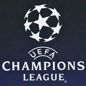 UEFA Champions League Semi Final Fixtures