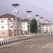 See how Zulum transformed Maiduguri despite the crises, (see pictures)
