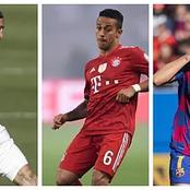 Récompense FIFA 2020: la FIFA annonce les nominés pour le prix Best 2020