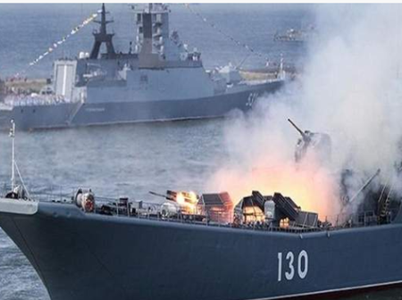 Israel allegedly killed 9 Iranian soldiers, Russian ship rushed to the Middle East to help allies