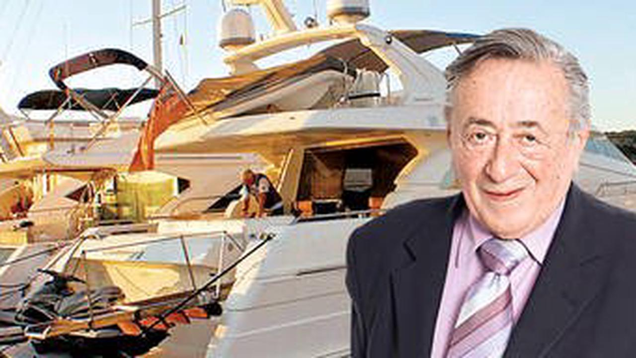 Lugner: Impf-Chaos um den Yacht-Dreh