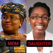 Meet The Only Daughter Of Ngozi Okonjo Iweala Who Is Married To A White Man
