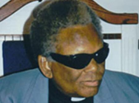 Remember Prophet Timothy Obadare, a man of God who reads Bible without eyes