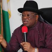 Bandits Are Sometimes Behind Insecurity In The South East Not Always ESN And IPOB- Gov. David Umahi