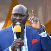 Joshua kutuny Reveals Why President Uhuru Muigai Kenyatta Changed his Mind on Supporting Ruto