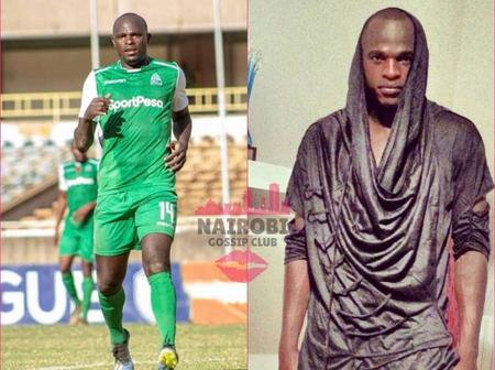 Poor Dennis Oliech Reveals Why He went Broke After Such a Fruitful Career