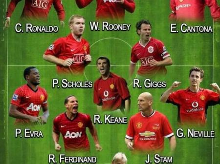 Could This Squad Be The Best Manchester United Team Ever?