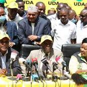 Ruto's Headache As No MP From Mount Kenya Has Openly Shown Interest In Joining UDA