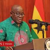 According to the 2020 elections President Akufo-Addo had more than 50% of total votes cast(opinion)