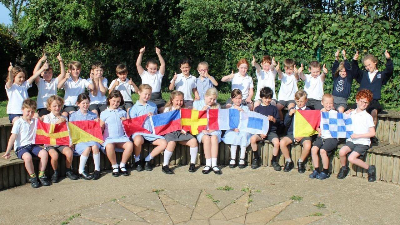 Olympic medallist Shirley 'Zooms' in to inspire school pupils