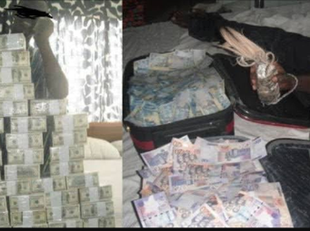 Strange Things 'yahoo Boys' Do To Get Rich Overnight