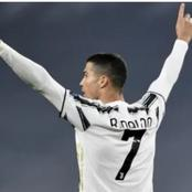 Cristiano Ronaldo Breaks Two Major Records After Scoring A Goal Against Spezia