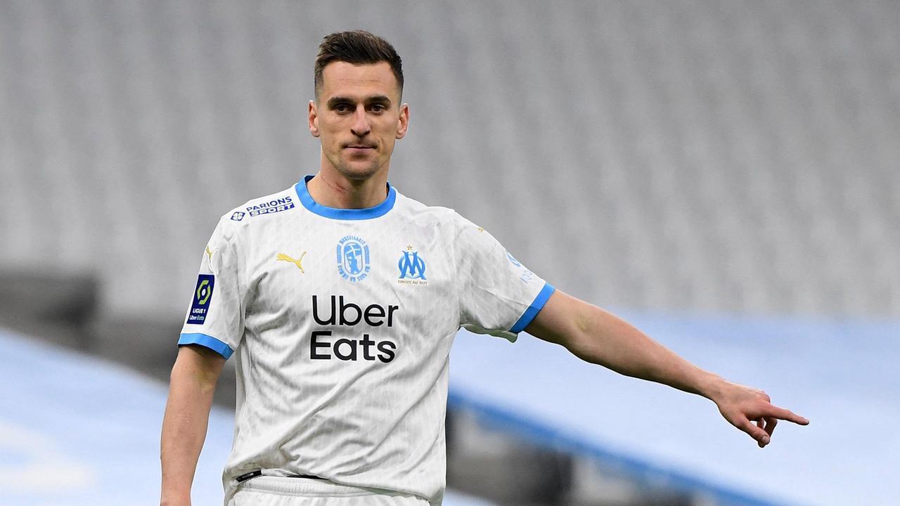 """Ligue 1 - OM - Jorge Sampaoli sur Milik : """"On espère qu'il pourra revenir dimanche contre Lens"""""""