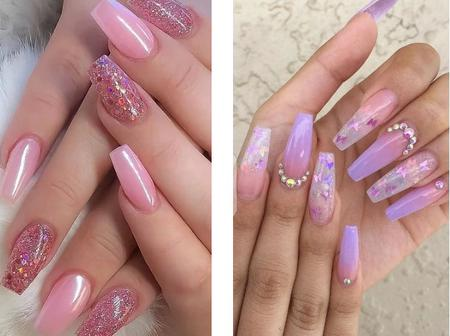 Ladies Glance On This Foreign Stunning Nail styles You Can Rock On Your Engagement Day