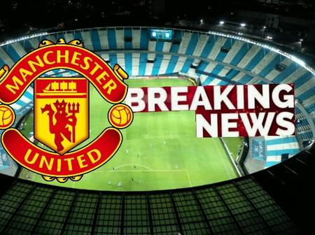 Manchester United FC two signings pictured in club training gear