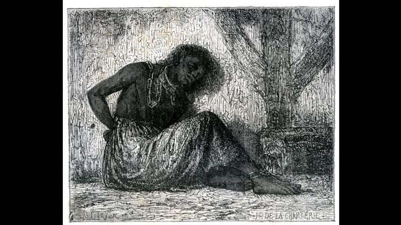 Les propriétaires indemnisés, les esclaves oubliés