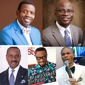 Checkout These 5 Pastors Who Left The Redeemed Christian Church Of God & Started Their Ministries.