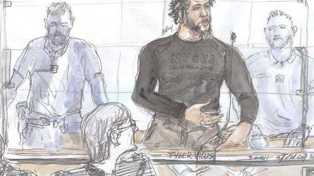 La prison à perpétuité requise en appel contre le djihadiste français de l'État islamique Tyler Vilus