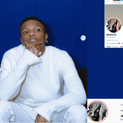 Wizkid Currently Has 11,731,694 Followers On Instagram, See How Many Followers He Has On Twitter.