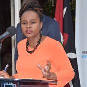 Do you Know Mutahi Kagwe and Mercy Mwanginga's Educational Levels?