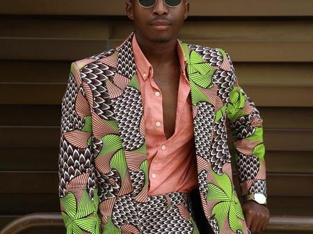 Check Out Dashing Ankara Print Styles For Men