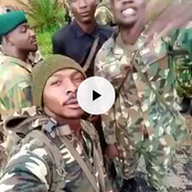 Nigerian Soldiers Sing Anti-Boko Haram Songs (Video)