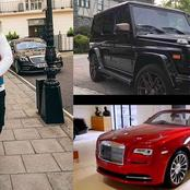 Obafemi Martins compares Burna Boy's car garage with his and this settles the debate of who is richer