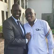 Itumbi's Message to Atwoli after Saying the Following about Ruto