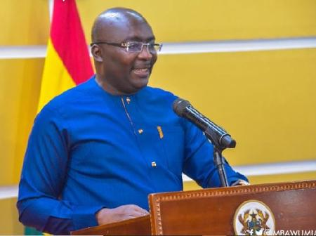 Dr. Mahamudu Bawumia must be the next flagbearer for NPP in 2024 not Alan cash - NPP members