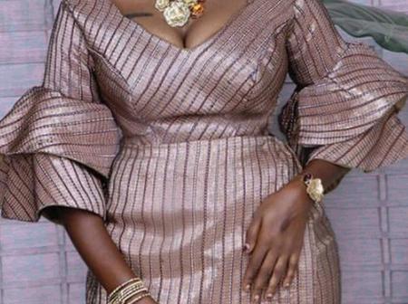 20 Latest Ankara Styles For The Yoruba Brides To Check Out (Photos)