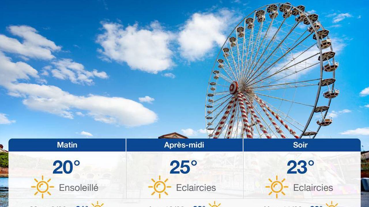 [METEO] Chaud, chaud ce mardi sur Millau