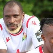 Photos Of Kenyan Footballer Who Look 57 But He Is 27-Year-Old