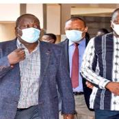 Why President Uhuru Kenyatta Might Not Support Raila Odinga In 2022 According To Mutahi Ngunyi.