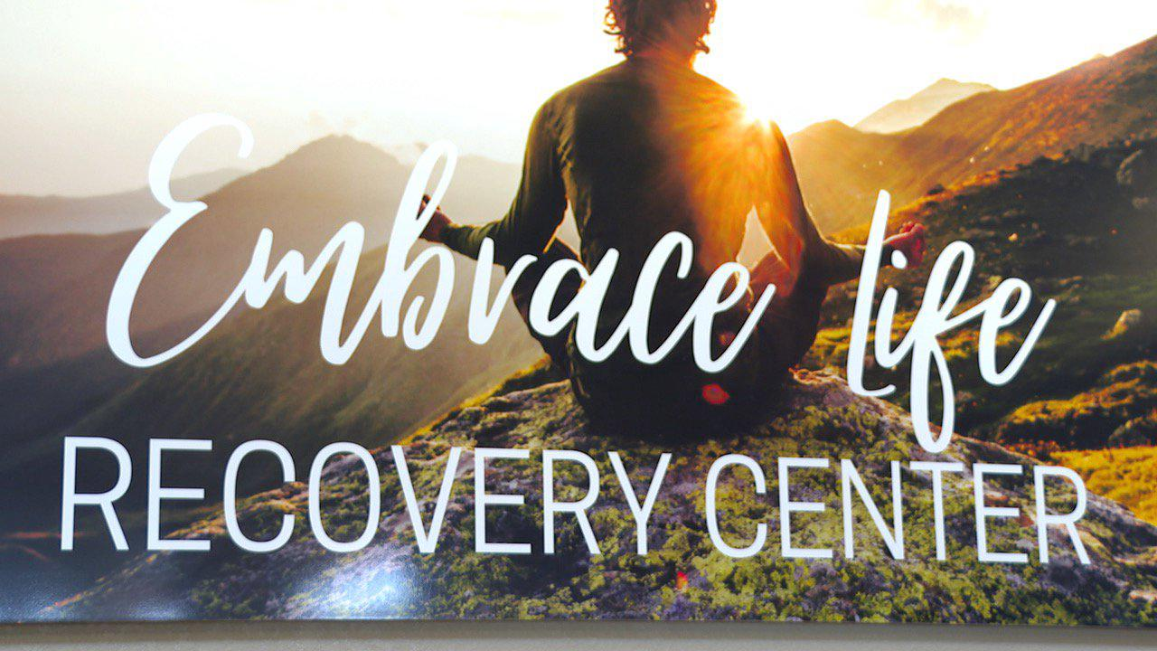 Embrace Life Recovery Center opens new facility